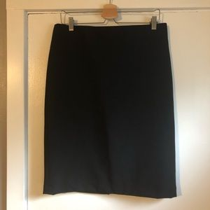 New Black Pencil Skirt